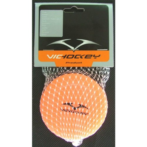 Inline Skate Streethockey Ball (Farbe: 800 orange) -