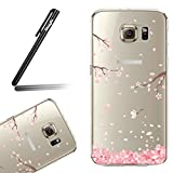 Galaxy S6 Hülle, Ukayfe für Samsung Galaxy S6 Crystal