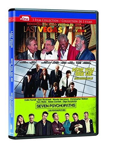 Last Vegas / Now You See Me / Seven Psychopaths