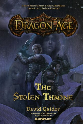 The Stolen Throne (Dragon Age)