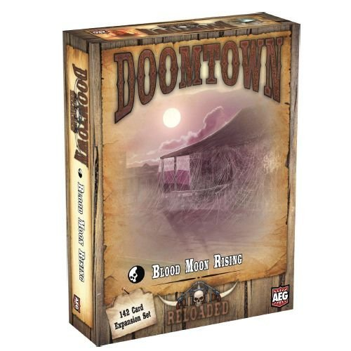 Doomtown Reloaded Expansion: Blood Moon Rising