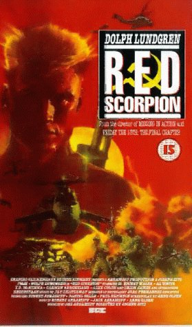 Red Scorpion [VHS]