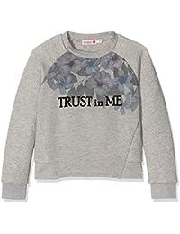 Boboli Mädchen Sweatshirt Knit Sweat-Shirt
