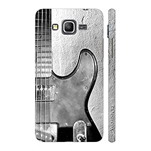 Enthopia Designer Hardshell Case GUITAR WALL Back Cover for Samsung Galaxy J2