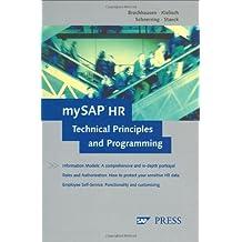 mySAP HR Technical Principles and Programming (SAP PRESS: englisch)