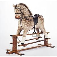 MJmark Handmade Rocking Horse MARS PINTO from