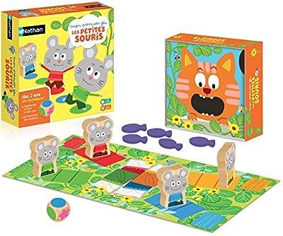 Nathan – 31305 – Mon premier jeu les petites souris