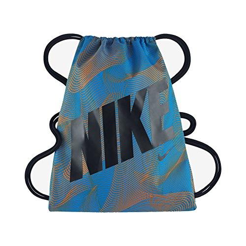 Nike Sporttasche Graphic Gymsack hellblau