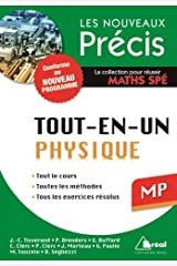 Physique MP - Conforme au programme 2014 - Précis tout-en-un - Cours - Méthode - Exercices Poche