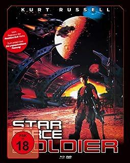 Star Force Soldier (Mediabook, Blu-ray + DVD) (Cover B)