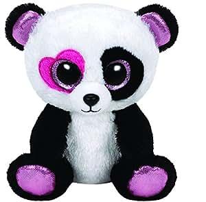 Ty - Ty36141 - Peluche - Beanie Boo's - Medium - Mandy Le Panda