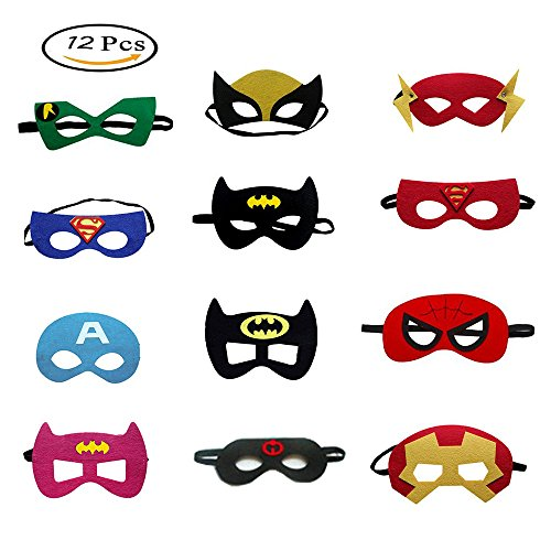 Masque superheros