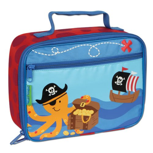 Stephen Joseph Valisette Lunch Isotherme Pour Enfant Pirate