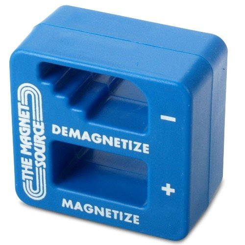 Magnetisierer / Entmagnetisierer - Magnetkraft selbstgemacht