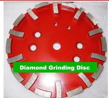 Gowe 25,4cm rettifica disco diamantato per cemento