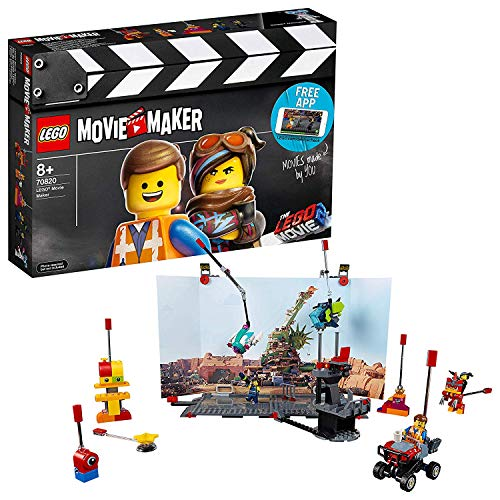 THE LEGO MOVIE 2 70820 LEGO Movie Maker - Movie Lego Lego Die