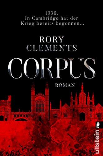 Corpus: Roman (Ein Thomas-Wilde-Roman 1) (1984-buch Kindle)