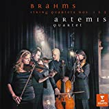 Brahms:Quatuors N° 1 & 3