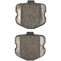 A.B.S. 38433 Pastiglie Freno - Chevrolet Corvette Brake