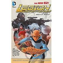 Legion Of Super Heroes TP Vol 01 Hostile World