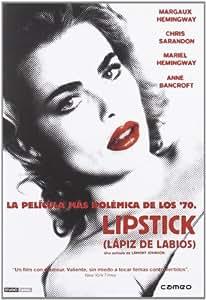 Lipstick (Lápiz De Labios) [Import espagnol]