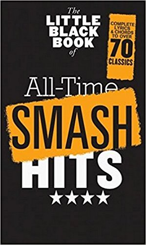The Little Black Book Of All-Time Smash Hits (Little Black Songbook)