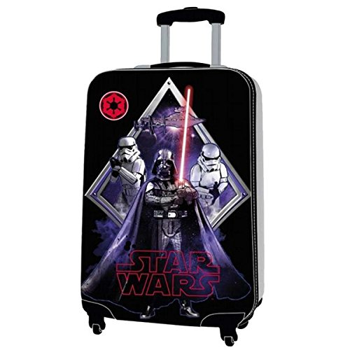 Trolley Abs 67cm.4r. Star Wars