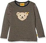 Steiff Baby-Jungen Langarmshirt T-Shirt 1/1 Arm, Blau (Marine|Blue 3032), 68