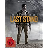 The Last Stand (Limited Uncut Edition, Steelbook) [Blu-ray]