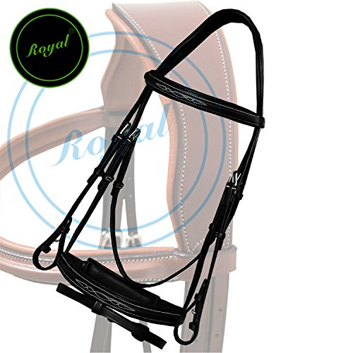 runners-wave-head-piece-attached-strap-fancy-square-raised-bridle-pp-rubber-grip-reins-buffalo-leath