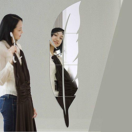 ytqshop-3d-parete-decalcomania-del-vinile-art-home-decor-murale-specchio-adesivo-moderno-a-forma-di-