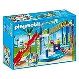 Playmobil Summer Fun Water Park Play Area Juego de construcción - Juguetes de construcción (Juego de construcción,, 4 año(s), Niño/niña, 10 año(s), 24 cm)
