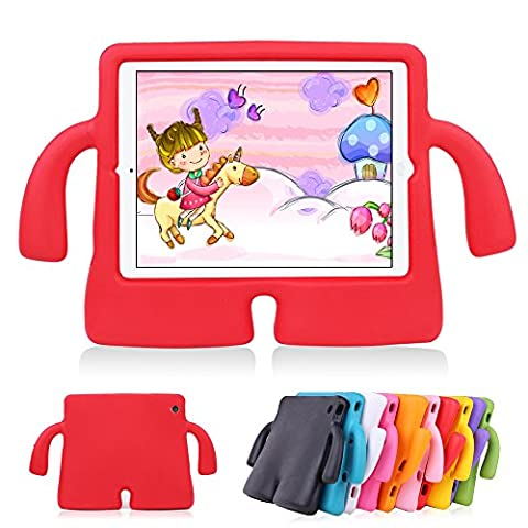 iPad Air 2 Kids Étui iPad Air Étui lioeo Cute Poids