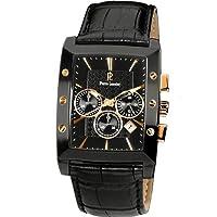 Reloj Pierre Lannier 295C433 de cuarzo para hombre con correa de piel, color negro de Pierre Lannier