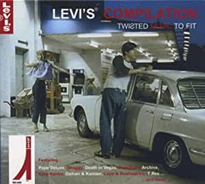 Levi's:Twisted Music to Fit [Import anglais]