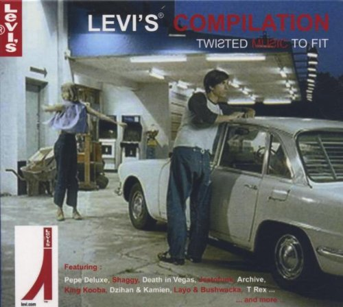Preisvergleich Produktbild Levi's Compilation - Twisted Music To Fit