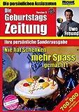 Produkt-Bild: Uwe Freund - Geburtstagszeitung Version 9
