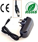 Volans 12V UK Wall Charger for Ktec KSAS0241200150D5 PSU part replacement power supply adaptor