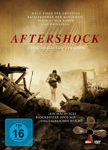 Aftershock (2 Discs, Mediabook) [Collector's Edition]