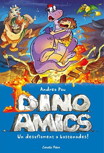 Un desafiament a bastonades!: Dinoamics 5 por Andrea Pau