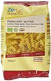 Zer% Glutine Fusilli con Quinoa - 250 gr - [confezione da 4], Senza glutine