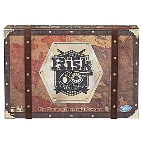 Risk - 60 Aniversario Hasbro E3407105