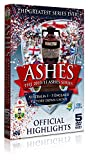 The Ashes Series 2010/2011 The Official Highlights 5DVD [DVD]