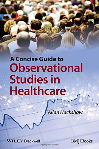 Concise Guide to Observational Studies in Health Care