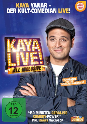 Kaya Yanar – Kaya Live! All inclusive