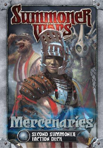 Summoner Wars Mercenaries 2nd Summoner - English