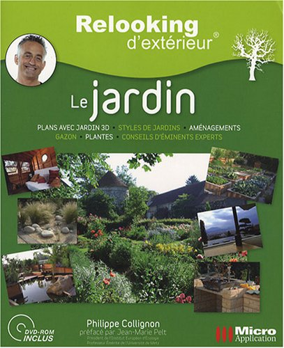 Le jardin : Relooking d'extrieur (1DVD)