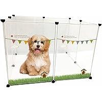 Unbekannt Freilaufgehege für kleine Hunde und Welpen/Tiergehege / Erweiterbar/auch für andere T