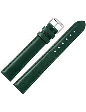 Uhrenarmband Leder 14mm XL grün