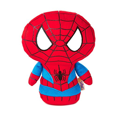Hallmark 25471290 Spiderman Itty Biggy Plush Toy